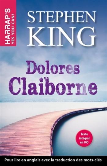 Harrap's couverture Dolores claiborne stephen king