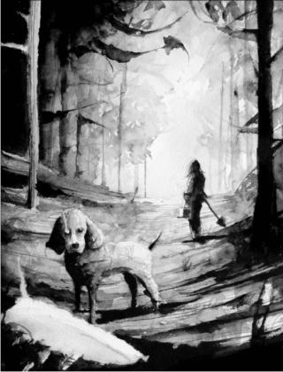 The Tommyknockers - PS Publishing - Illustration de Daniele Serra