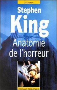 Anatomie de l'Horreur chez Albin Michel