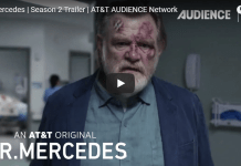 mr mercedes trailer saison 2