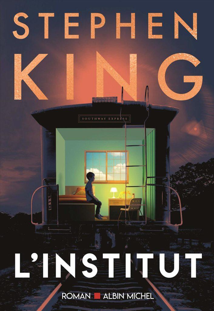 Meilleur Livre De Stephen King : meilleur, livre, stephen, L'Institut