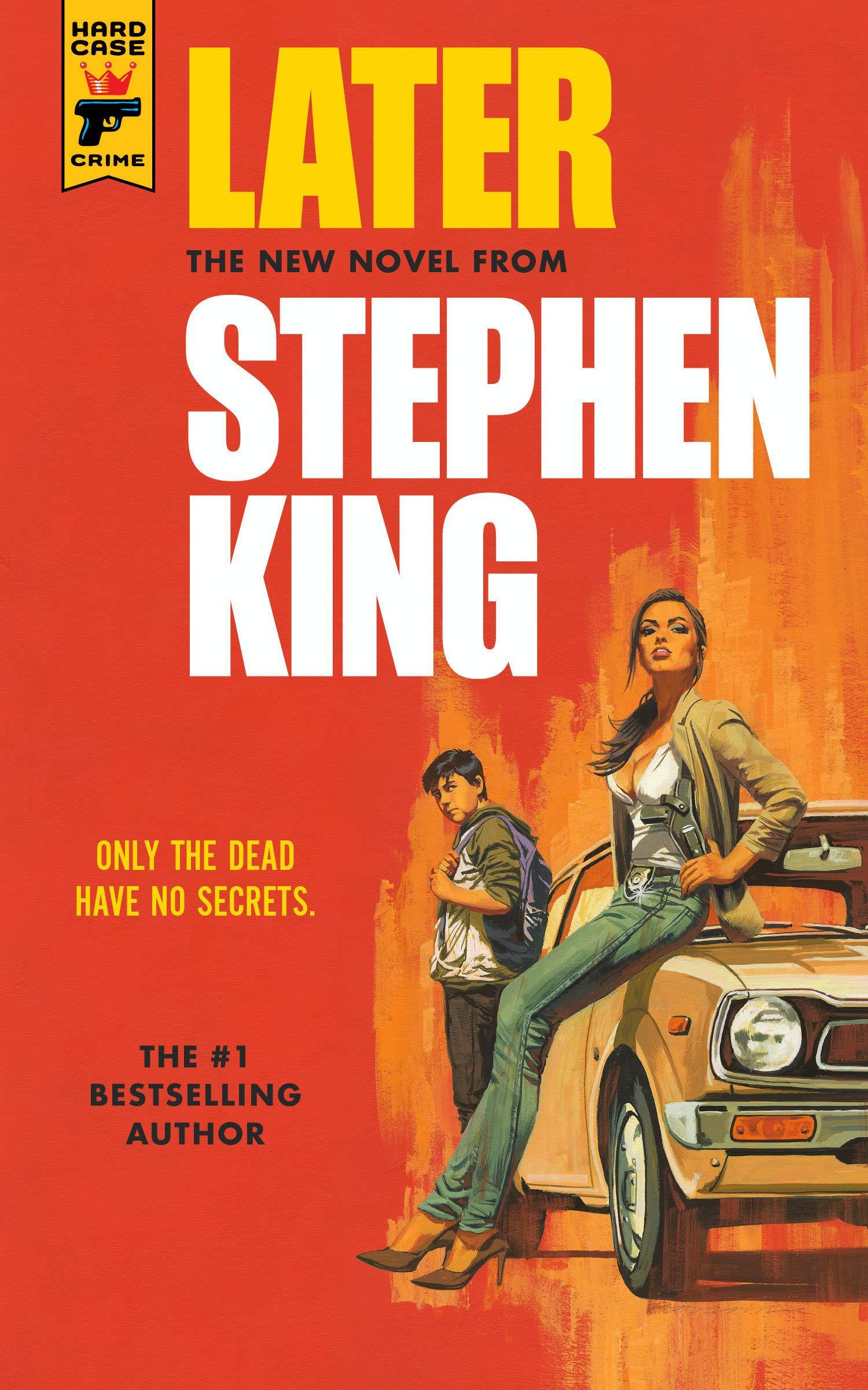 Dernier Livre De Stephen King : dernier, livre, stephen, Later