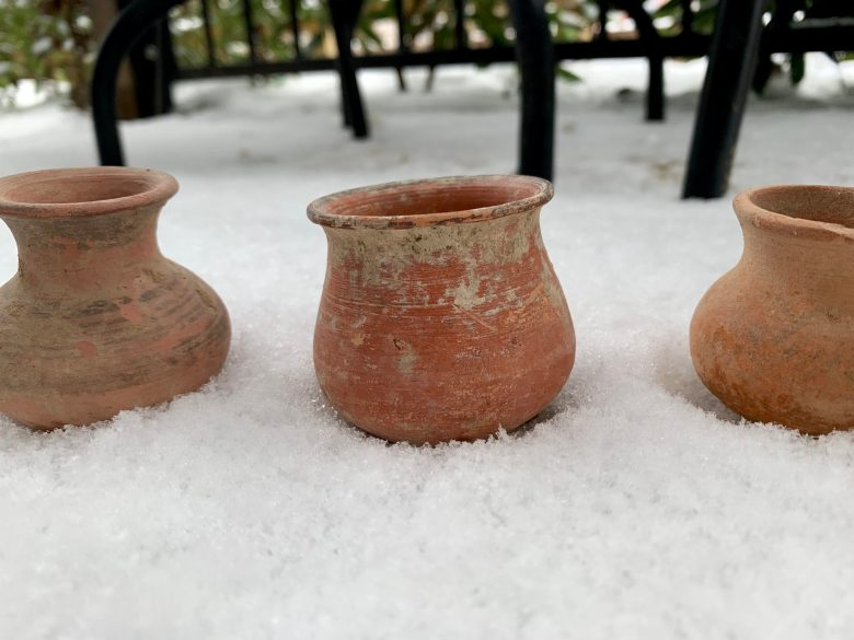Small Roman Ancient Vessels