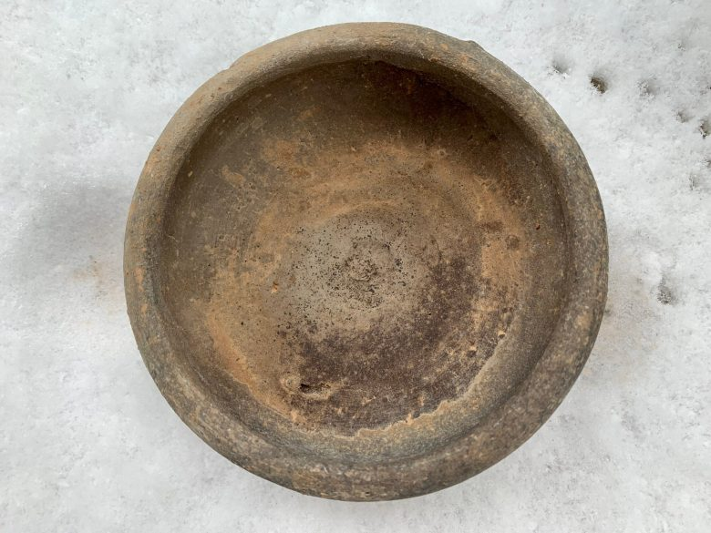 R001 - Colchester Roman BLACK-BURNISHED Ware 2
