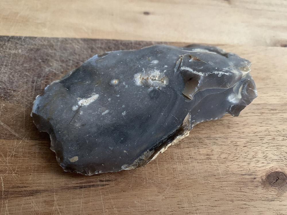 Mesolithic Flint Scraper