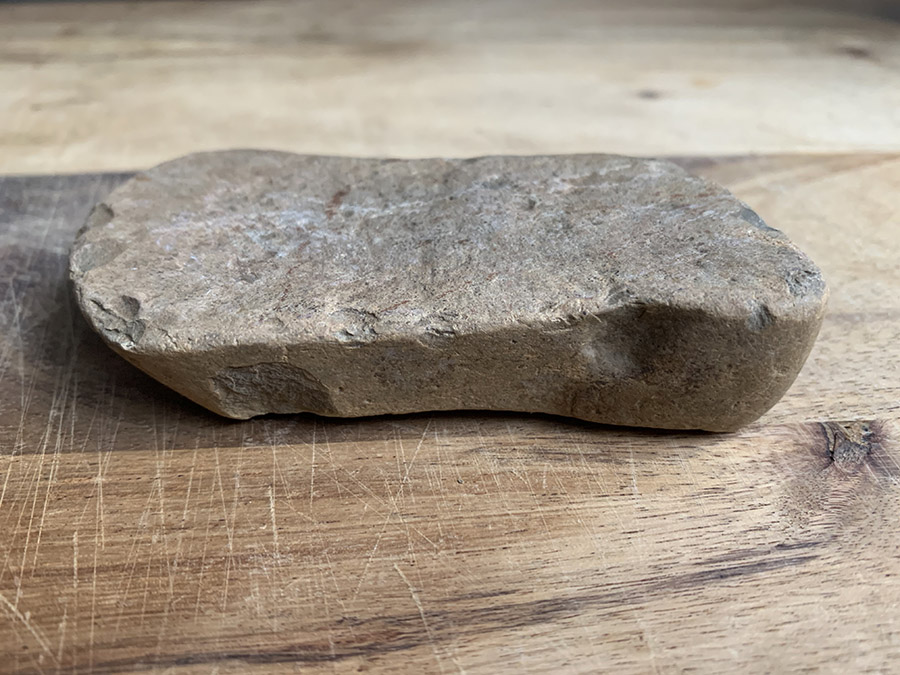 Mesolithic Cut Grinding Stone