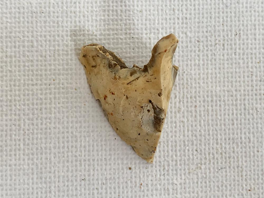 Mesolithic Arrow Head