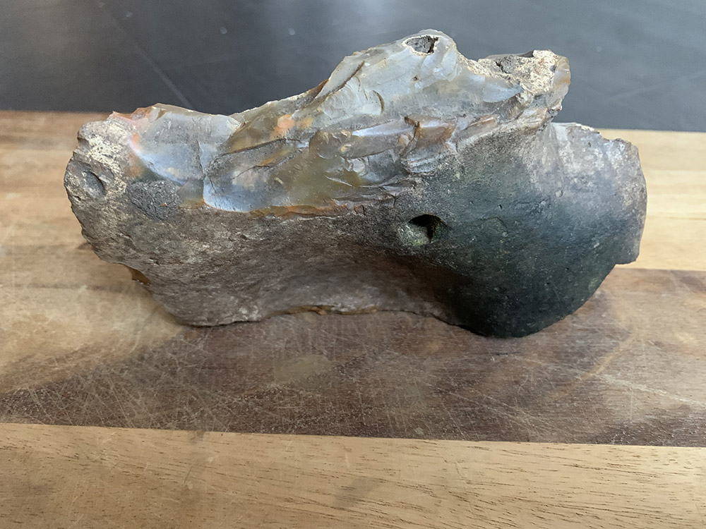 Neolithic Hand Axe