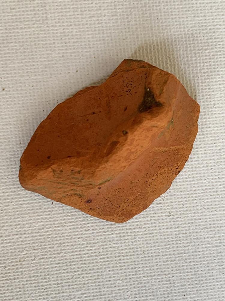 Roman Pottery Sherd - Samian Ware