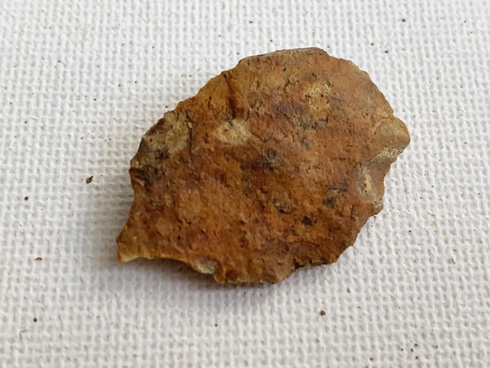 Neolithic Leaf Shaped Arrow-Head