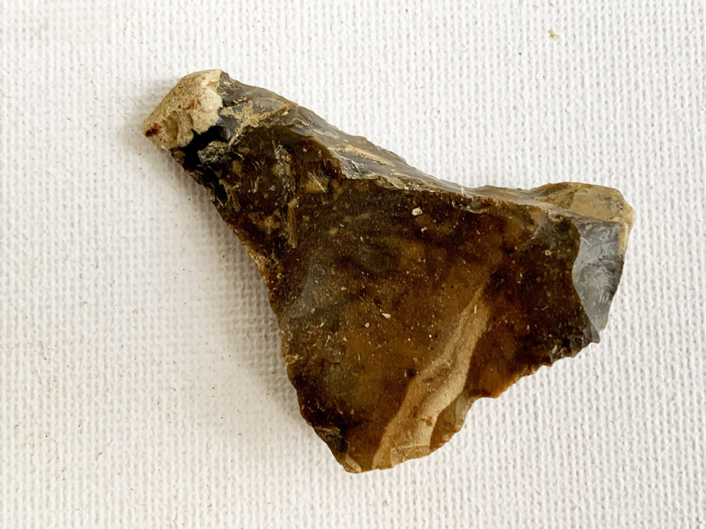 Mesolithic Tranchet Spear