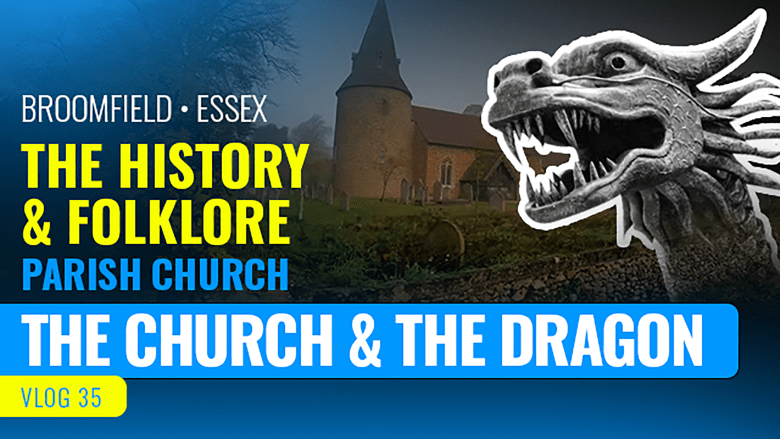 History, Legends and Folklore of The Parish Church Essex