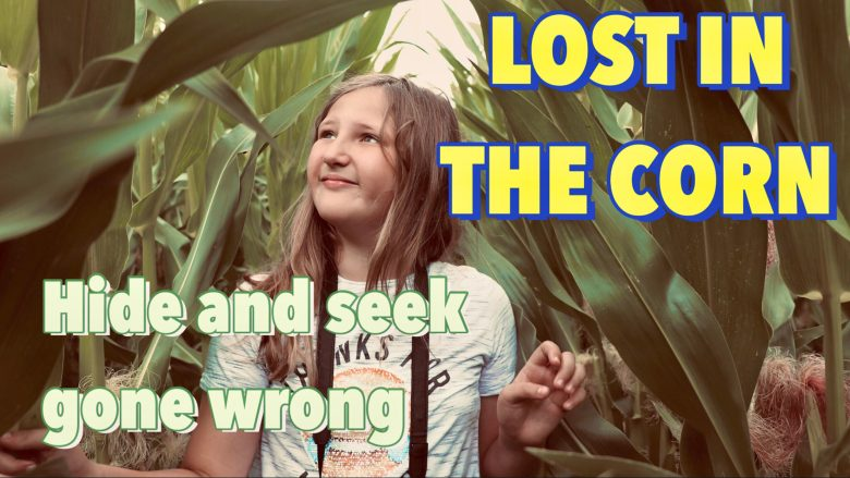 Lost in the Corn | Eat your heart out Stephen King | Hide and Seek gone Wrong | Stephen and Yhana