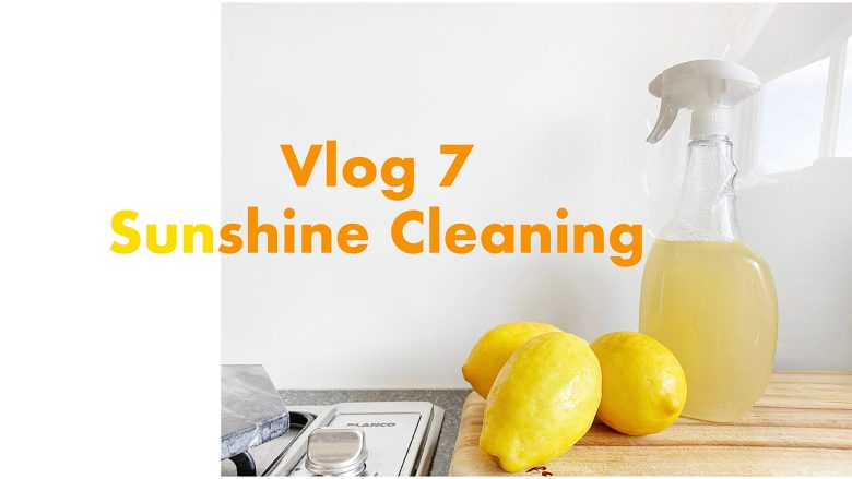 Sunshine Cleaning   Fun at Home   Housework   Stephen and Yhana   Vlog 7