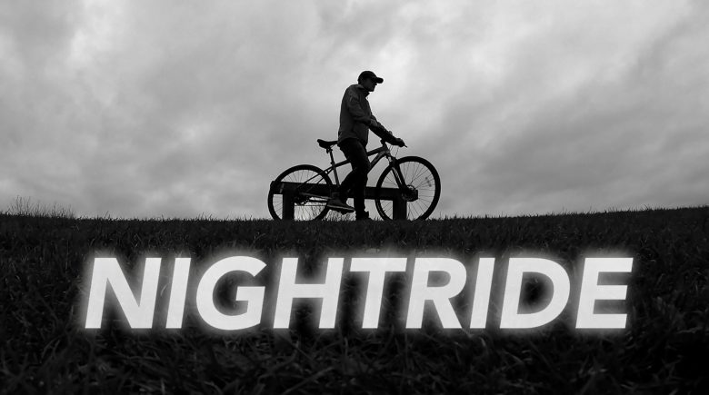 NIGHTRIDE | Night Cycling | Breathtaking Evening Bike Ride through English countryside