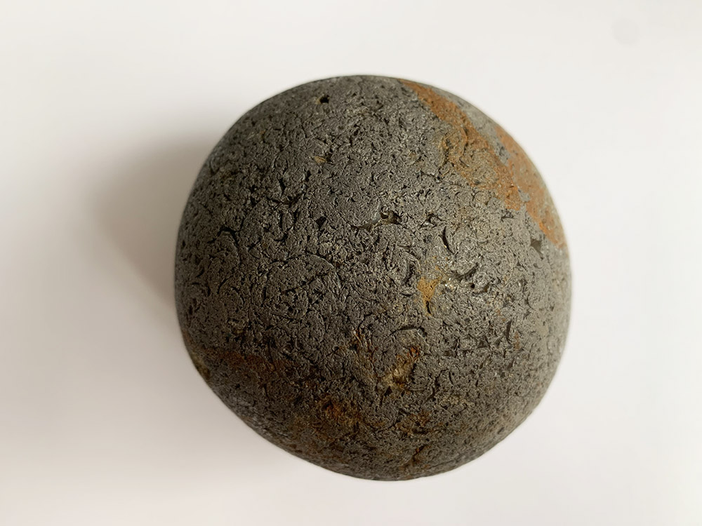 Large Neolithic Sphere