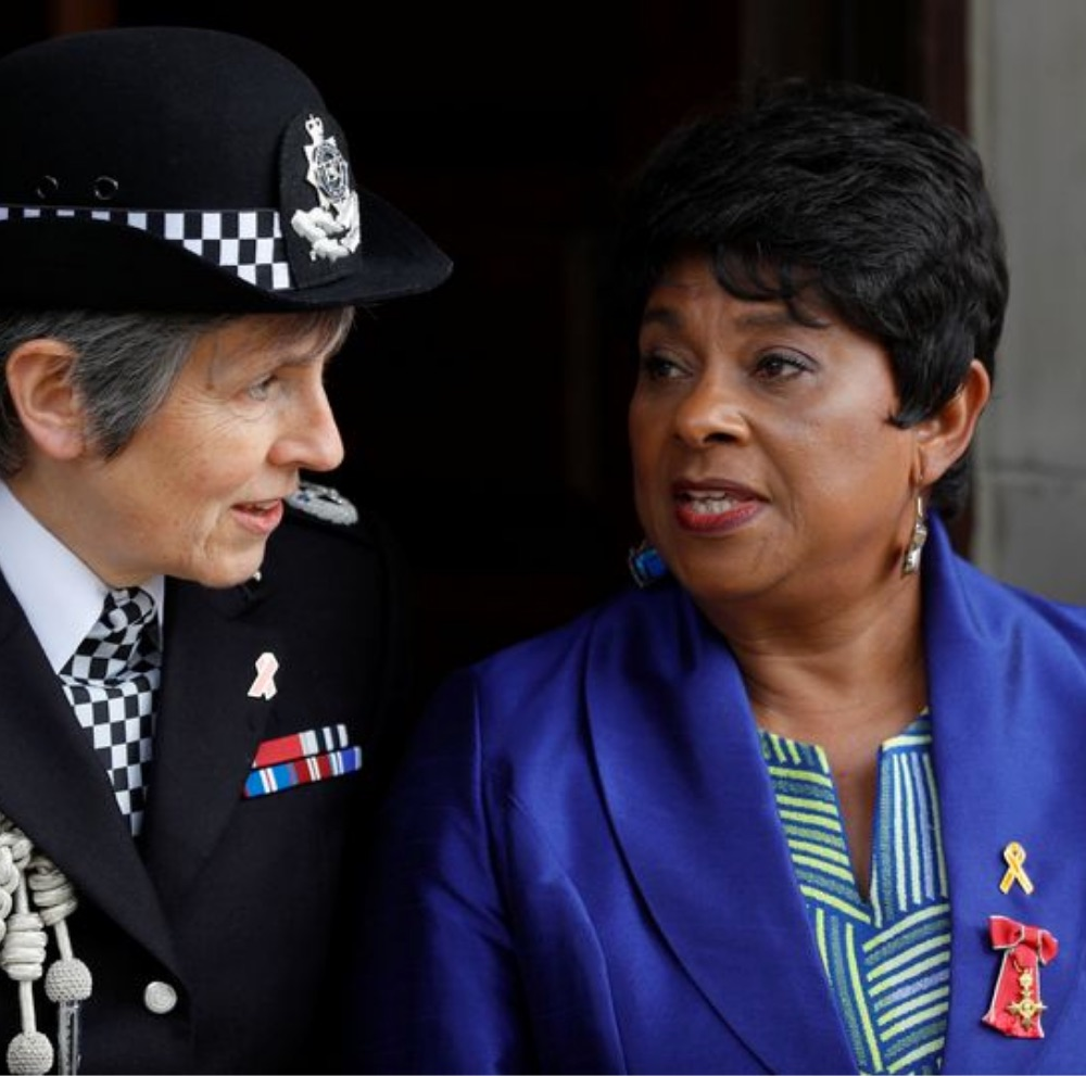 Doreen Lawrence focus SLDF