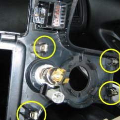 1988 Toyota Pickup Radio Wiring Diagram Electrical Panel Hazards Mkii Mr2 Audio How To Trim Piece Clips