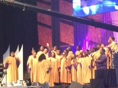 The Choir at the Congressional Black Caucus Foundation Prayer Breakfast.