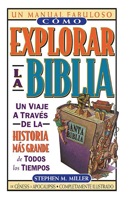 Explorar la Biblia