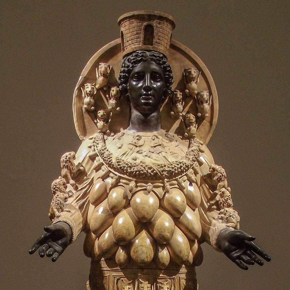statue of Artemis of Ephesus