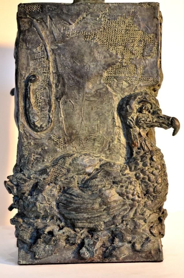 Dodo Bird, extinct, Dodo statue, Stephen rautenbach, Dodo sculpture, Bronze