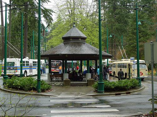 Stanley Park loop