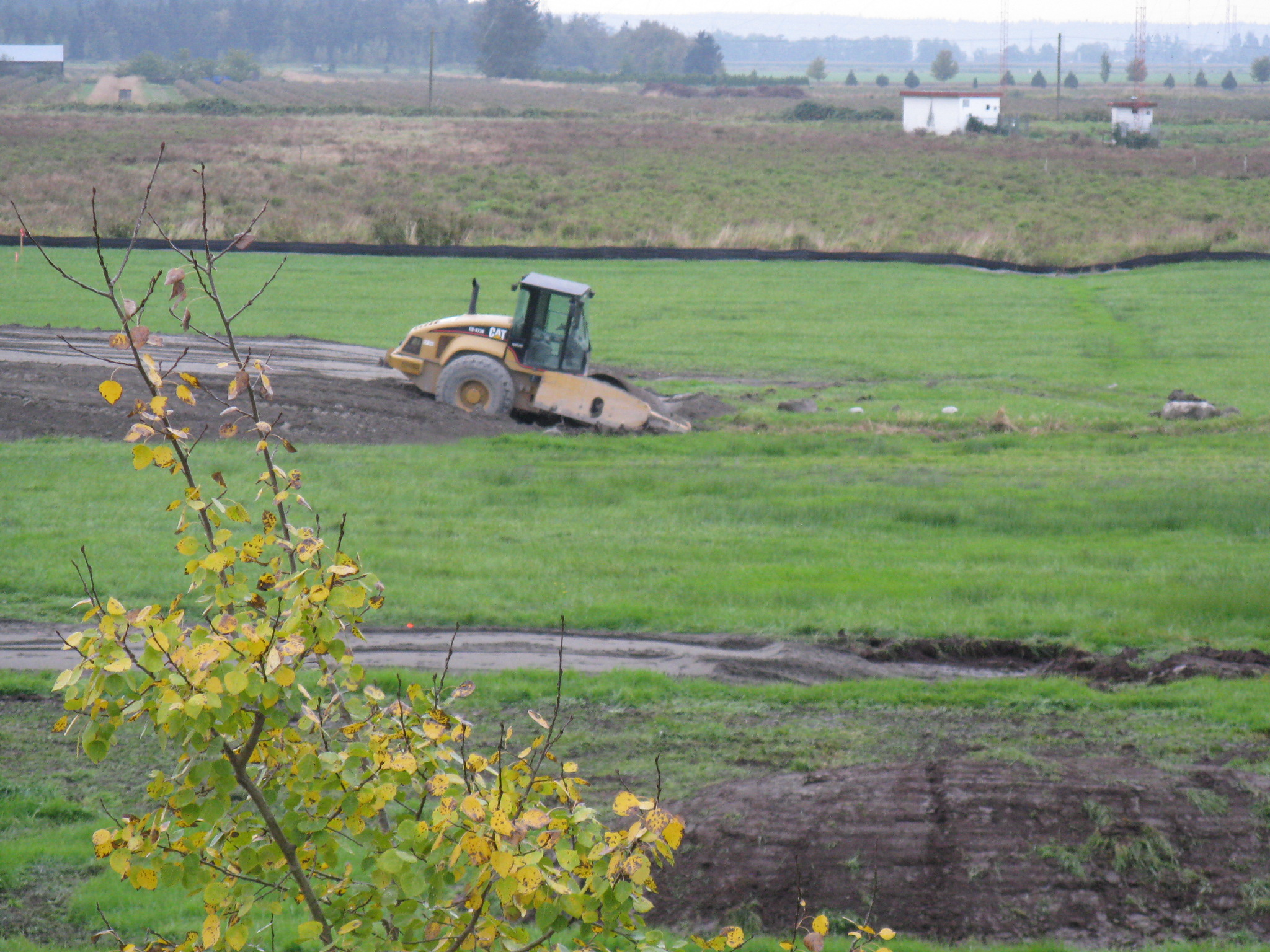 72nd and Progress Way in Tilbury Delta, BC,