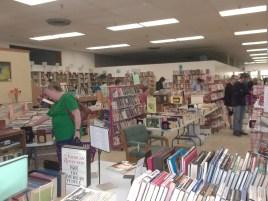 Voices Book Nook half-off book sale
