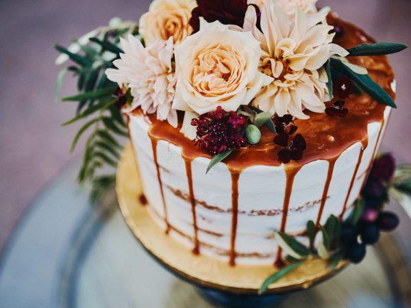 Wedding cake Ponte Winery