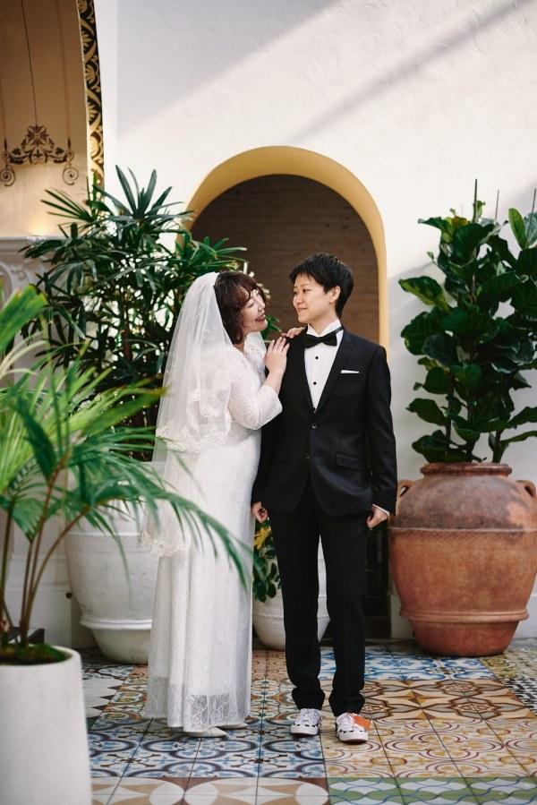 Ebell Long Beach wedding