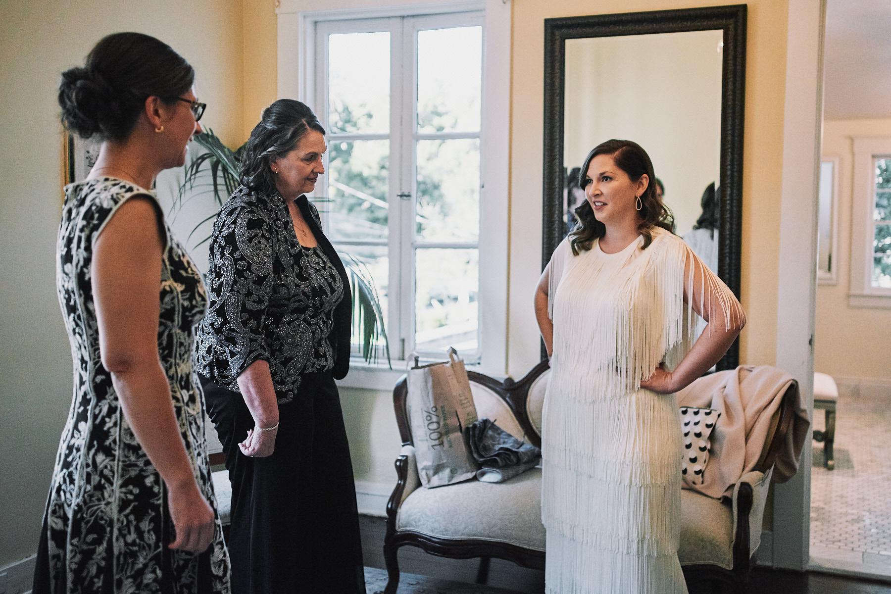 Riviera Mansion bride prep