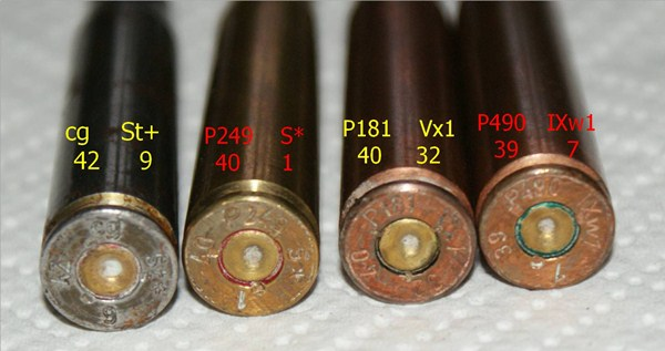 cartridge case terminology and