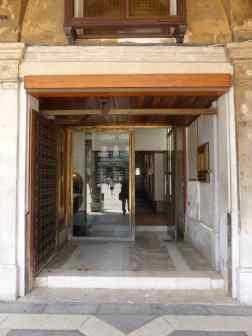 Olivetti Showroom, Venice - Carlo Scarpa 09_Stephen Varady photo ©