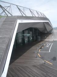 Yokohama Port Terminal by Foreign Office Architects 18_Stephen Varady Photo ©