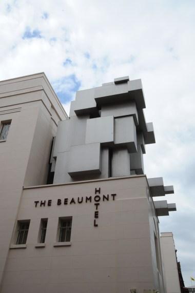 Beaumont Hotel, 'Room' by Antony Gormley 12_Stephen Varady Photo ©