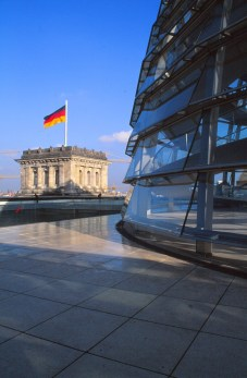 Reichstag, Berlin by Foster + Partners 05_Stephen Varady Photo ©