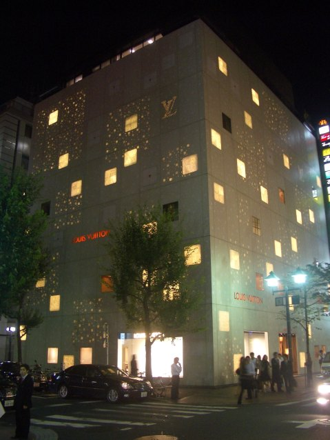 Louis Vuitton, Ginza Namiki by Jun Aoki 13_Stephen Varady photo ©