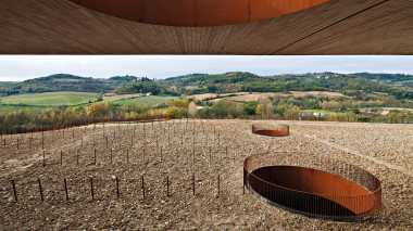 Antinori Winery by Archea Associati 02