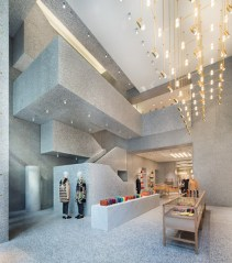 Valentino Flagship Store by David Chipperfield 04
