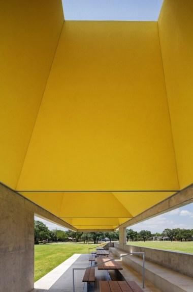 Webb Chapel Park Pavilion by Studio Joseph 07
