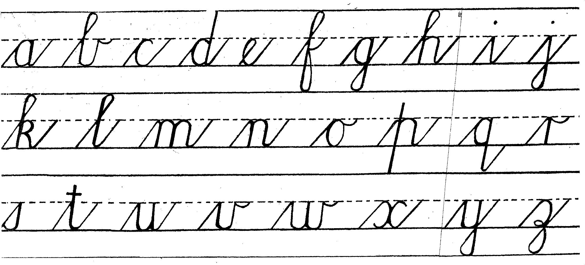 Should Cursive Writing Be Taught In Schools