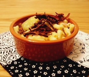 Heavenly Alpine Macaroni