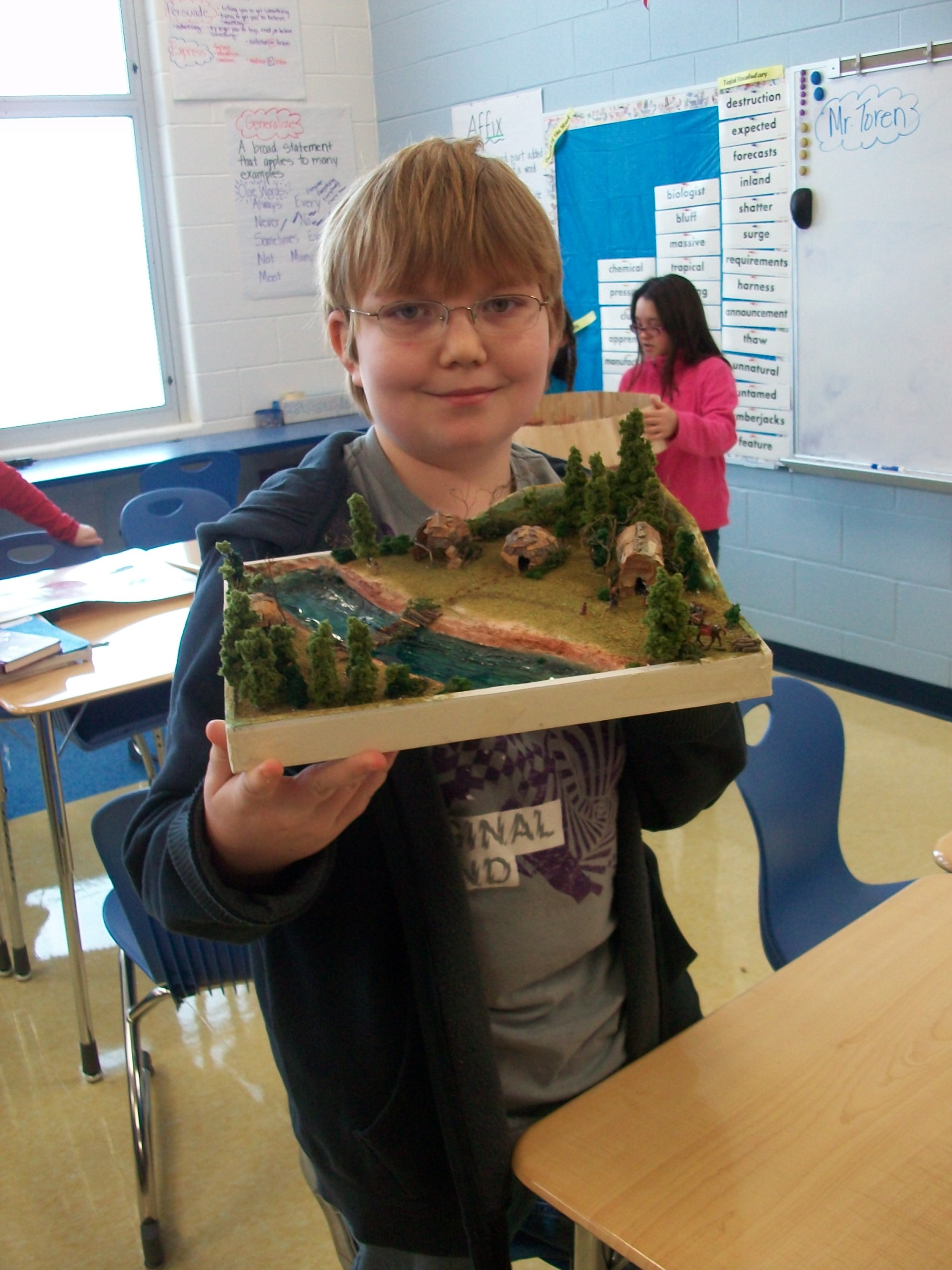 hight resolution of 4th Grade Native American Projects:   Tiger Tales- Amelia Elementary...