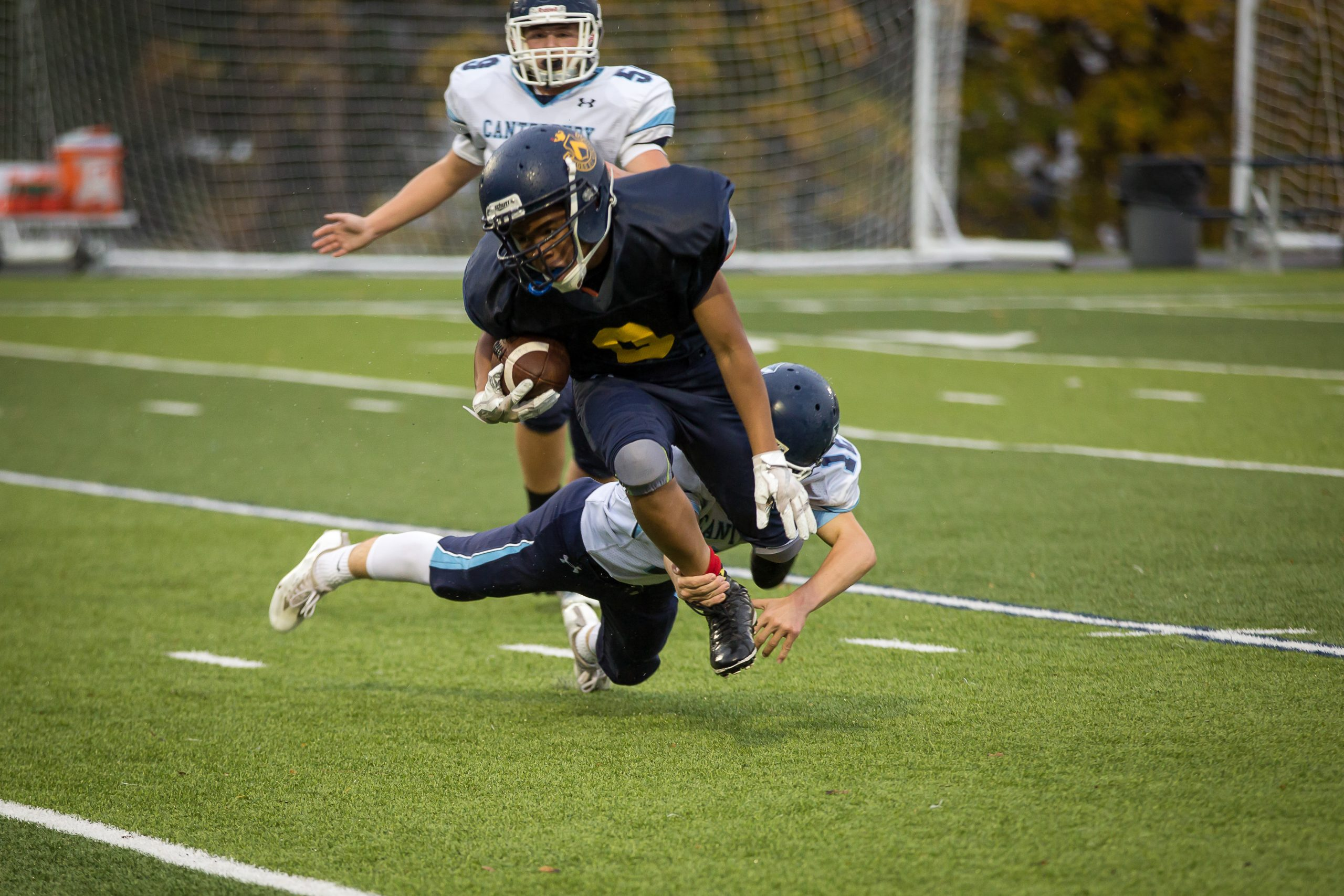 Steph Rufa Photography Canterbury JV Football @ Trinity Pawling