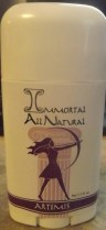 Immortal All Natural Review