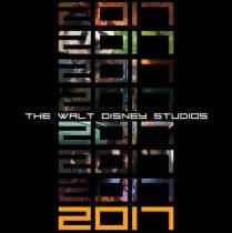 2017 Walt Disney Studios Motion Pictures Release Schedule