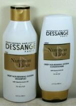 DESSANGE Professional Hair Nutrition Elixir Shampoo & Conditioner