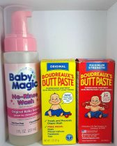 Holiday Gift Guide: Baby Magic and Boudreaux's Butt Paste