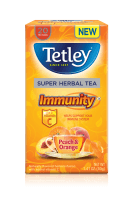 Support Your Immune System This Flu Season with Tetley Immunity Tea